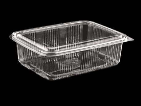 1500 ml Luxury Food Container With Hinged Lid
