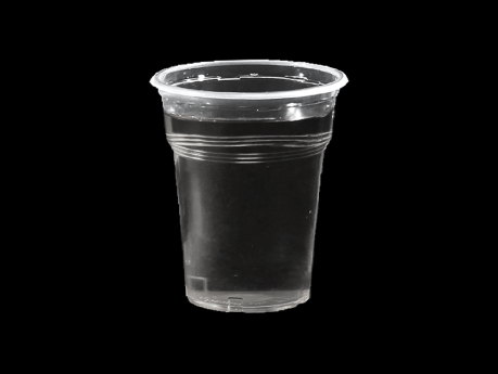 PET Cup, Ø95 mm, 300 ml, (12-14oz)