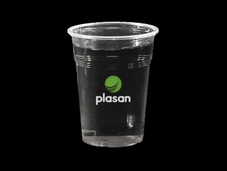 PET Cup, Ø95 mm, 400 ml, (16oz), Printed
